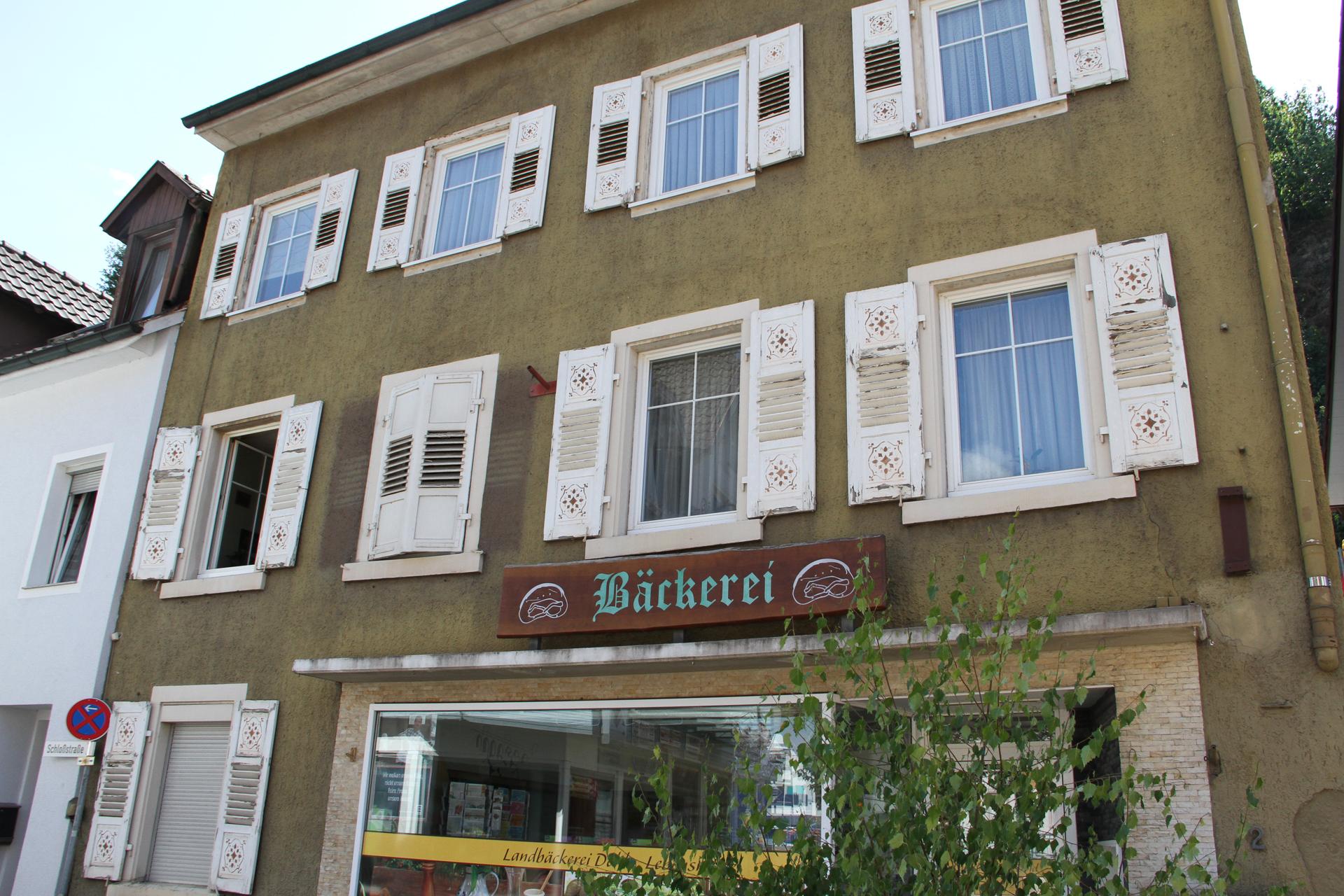 Bäckerei in Hornberg