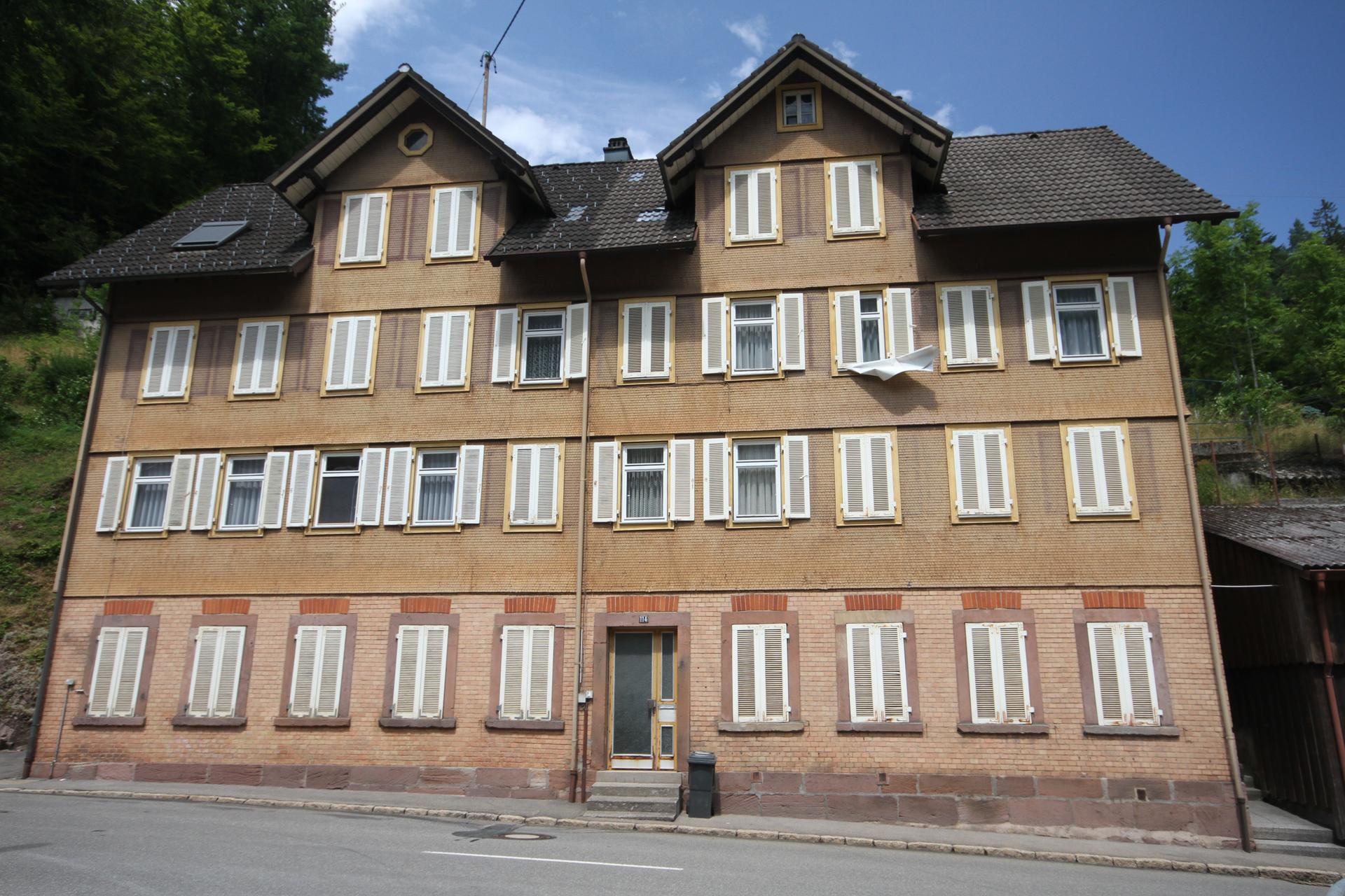Wohnhaus in Lauterbach