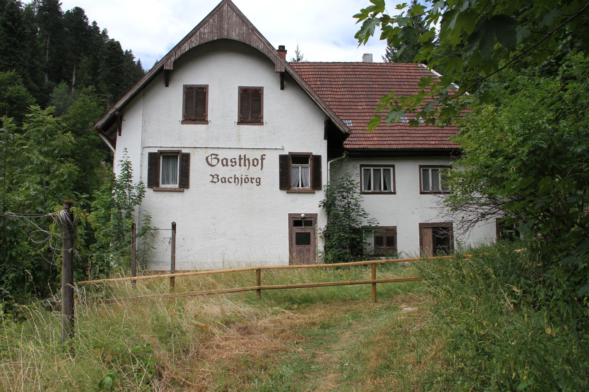 Gasthof Zum Hirschen (Bachjörg)