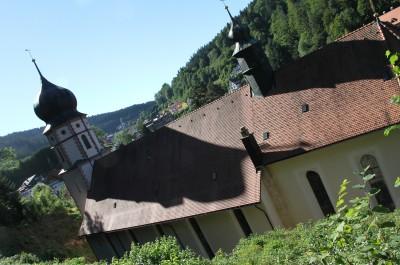 """Wallfahrtkirche """"Maria in der Tanne"""""""
