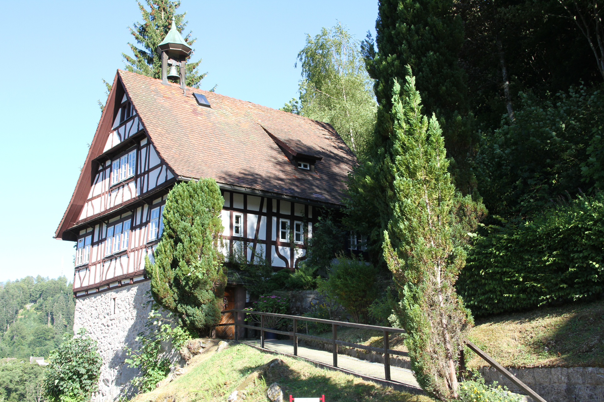 Messnerhäuschen