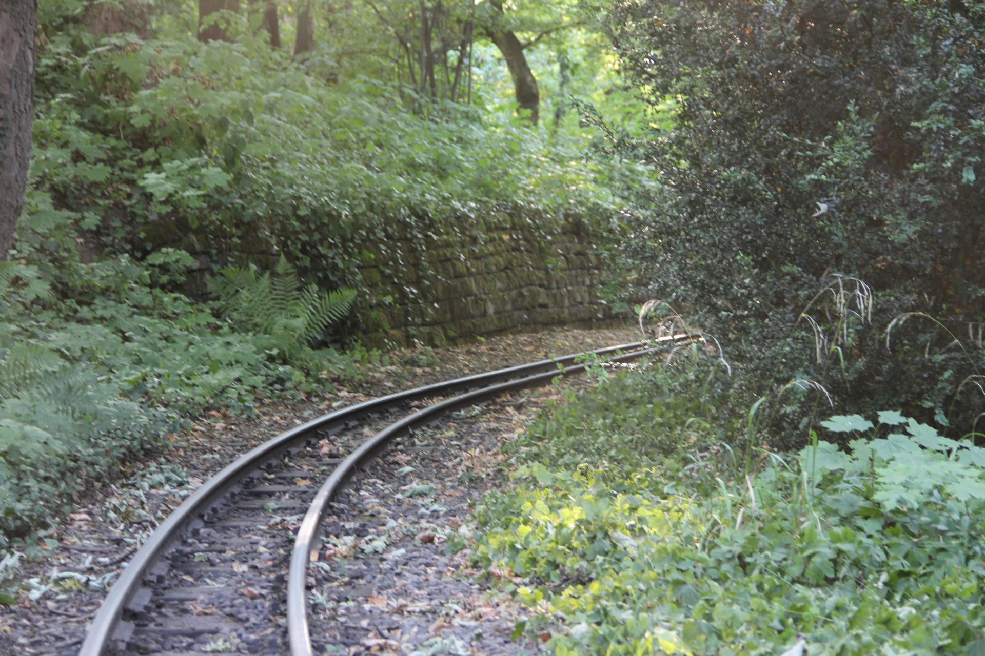 Kleinbahn Killesberg