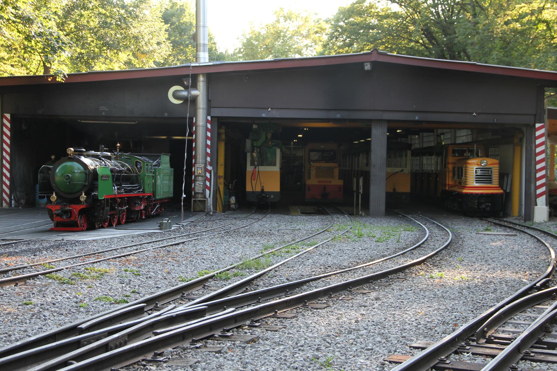 Klainbahn Killesberg