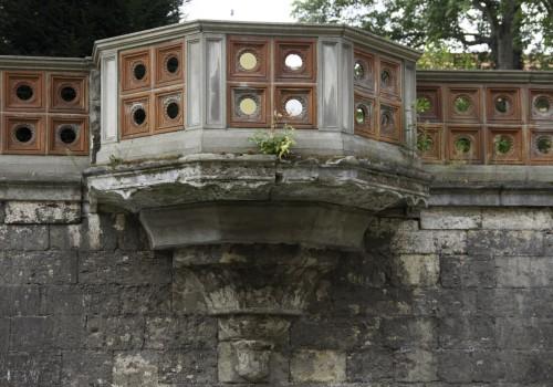 Weimar, Rückseite (Marstallstr.) Kirms-Krackow-Haus
