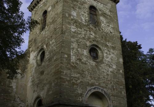 Kleinruderstedt, Kirche