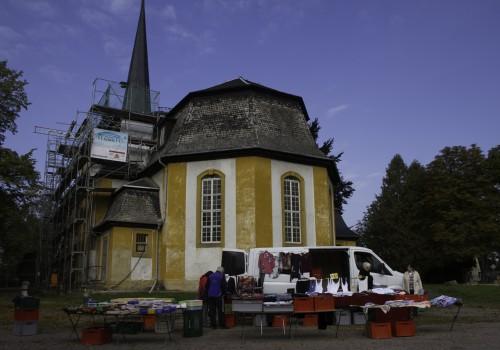 Großruderstedt, Kirche